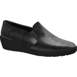 Tênis Esporão e Fascite com Elástico - Preto - MA859001PT - Pé Relax Sapatos Confortáveis