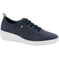 Tênis Fascite Plantar e Esporão - Azul - MA859002AZ - Pé Relax Sapatos Confortáveis