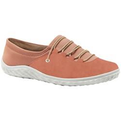 Tênis Lycra Feminino - Fenice Antique / Lycra Choco - MA421028FALC - Pé Relax Sapatos Confortáveis