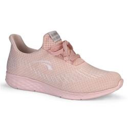 Tênis para Caminhada - Rosa Pétala - KOK8343RS - Pé Relax Sapatos Confortáveis