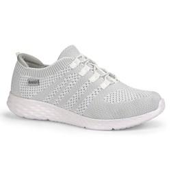 Tênis para Fascite Plantar - Branco - KOK8344BR - Pé Relax Sapatos Confortáveis
