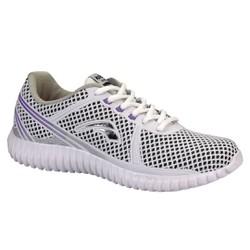 Tênis para Caminhada - Branco - KOK8527BR - Pé Relax Sapatos Confortáveis