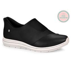 Tênis para Joanete Feminino - Preto - CAL6942PT - Pé Relax Sapatos Confortáveis