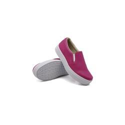 Slip On Liso Infantil Pink DKShoes