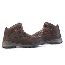 Bota Acero Advanced - Café - ACT Footwear