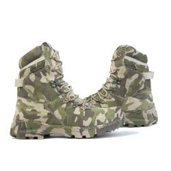 Bota Coturno Militar Acero Multcan - Camuflado - ACT Footwear