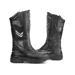 Bota Coturno Militar Acero Bombeiro Elite - Preto - ACT Footwear