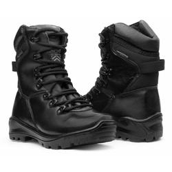 Bota C.A Coturno Militar Acero Tiger Extra Brilho ... - ACT Footwear