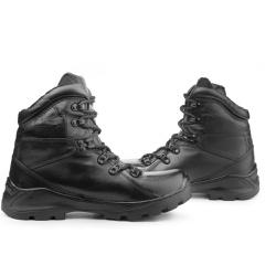 Bota Coturno Militar Acero Fuzil - Preto - ACT Footwear