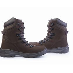 Bota C.A Coturno Militar Acero Tiger - Café - ACT Footwear