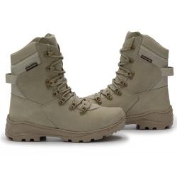 Bota C.A Coturno Militar Acero Tiger - Desert - ACT Footwear