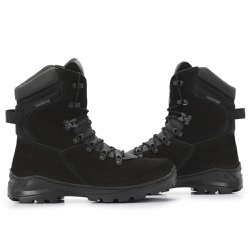 Bota C.A Coturno Militar Acero Tiger - Preto - ACT Footwear