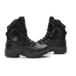 Bota C.A Coturno Militar Acero Tiger Pro - Latego - ACT Footwear