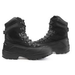 Bota C.A Coturno Militar Acero Tiger Pro - Preto - ACT Footwear