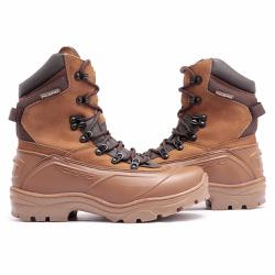 Bota C.A Coturno Militar Acero Tiger Pro - Coyote - ACT Footwear