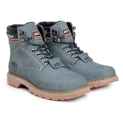 Bota ACT Second Shift Cinza + Meia Brinde - ACT Footwear