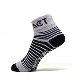 Meia de Algodão Cano Médio Act Footwear - Cinza - ACT Footwear