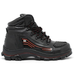 Bota Bell Boots Adventure/Motoqueiro 2050 - Preto/... - ACT Footwear