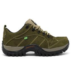 Bota Bell Boots Adventure 300 - Oliva - ACT Footwear