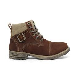 Bota Bell Boots Infantil - Café - ACT Footwear