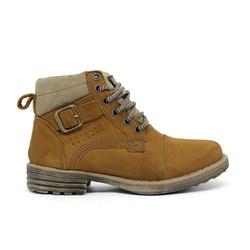 Bota Bell Boots Infantil - Milho - ACT Footwear