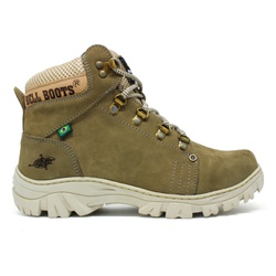 Bota Bell Boots 650 - Cinza - ACT Footwear