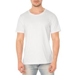 Camiseta Masculina Lisa - Branca - ACT Footwear