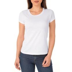 Camiseta Feminina Lisa - Branca - ACT Footwear