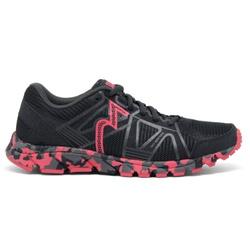Tenis Feminino 361º - Braze Ebony/Coral - ACT Footwear