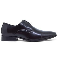 Sapato Lounge Democrata - Preto - ACT Footwear