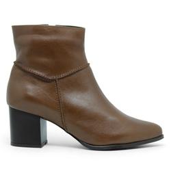 Bota Orcade Couro Cano Curto - Jack - ACT Footwear