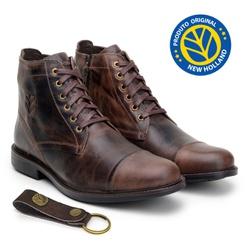 Bota Masculina New Holland Vestenanova NHF2511 Ori... - ACT Footwear