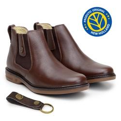 Botina Masculina New Holland Varsi ENH2277 Origina... - ACT Footwear