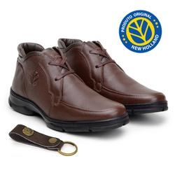 Sapato Zevio Masculino New Holland NHF2509 Origina... - ACT Footwear