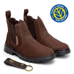 Botina Masculina New Holland Tambre NHF2519 Origin... - ACT Footwear