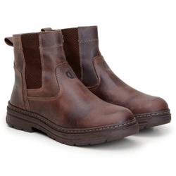 Bota Farmer Act Café + Meia Brinde - ACT Footwear