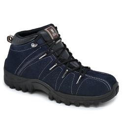 Bota Adventure Masculina Camurça Azul - Adventure Shoes | Loja Especializada em Calçados Adventure