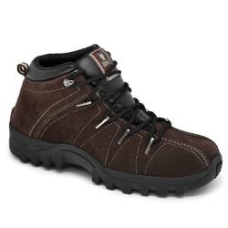 Bota Adventure Masculina Camurça Café - Adventure Shoes | Loja Especializada em Calçados Adventure