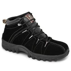 Bota Adventure Masculina Camurça Preto - Adventure Shoes | Loja Especializada em Calçados Adventure
