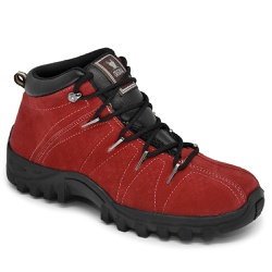 Bota Adventure Masculina Camurça Vermelho - Adventure Shoes | Loja Especializada em Calçados Adventure