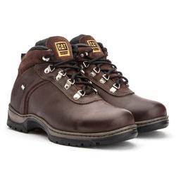 Bota Masculina Caterpillar Marrom - Adventure Shoes | Loja Especializada em Calçados Adventure