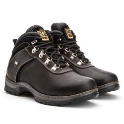 Bota Masculina Caterpillar Preto - Adventure Shoes | Loja Especializada em Calçados Adventure