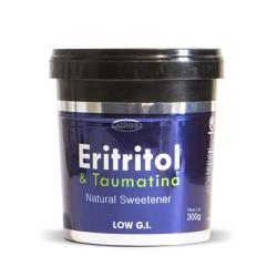 Adoçante Natural Eritritol e Taumatina 300g Finesw... - AIRON