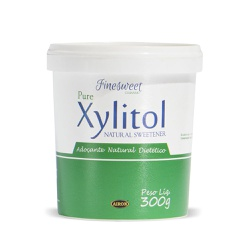 Adoçante Natural Xylitol 300g Finesweet - AIRON