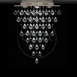 lustre pirâmide cristal - dnalustres - ALAMIN IMPORTAÇÃO EXPORAÇÃO LTDA