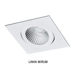 Spot Embutir Par20 Quadrado Orientavel Alumínio In... - ALAMIN IMPORTAÇÃO EXPORAÇÃO LTDA
