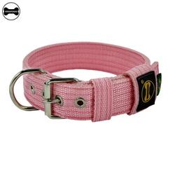 Coleira Para Cachorro Fit (rosa bebê) - FIT1001R... - AMOROSSO