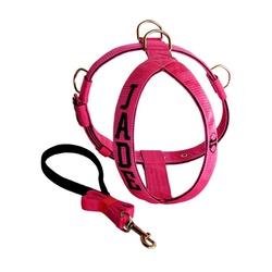 Peitoral Amorosso® Personalizado (pink e preto) + ... - AMOROSSO