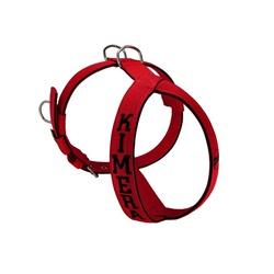 Peitoral Amorosso® Personalizado (vermelho e preto... - AMOROSSO
