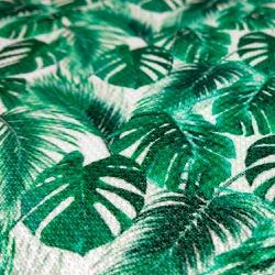 Tecido Panamá Relva Verde - 15023 - APOLO ARTES